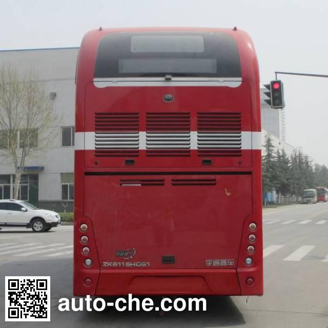Yutong ZK6115HGS1 double decker city bus