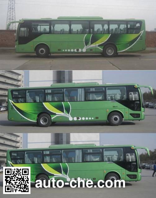 宇通牌ZK6115HT5Z客车