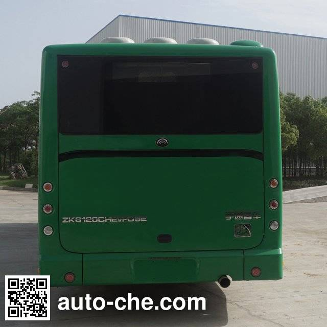 Yutong ZK6120CHEVPG52 hybrid city bus