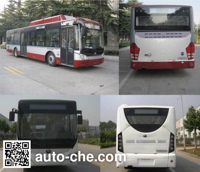 宇通牌ZK6120HNG3城市客车