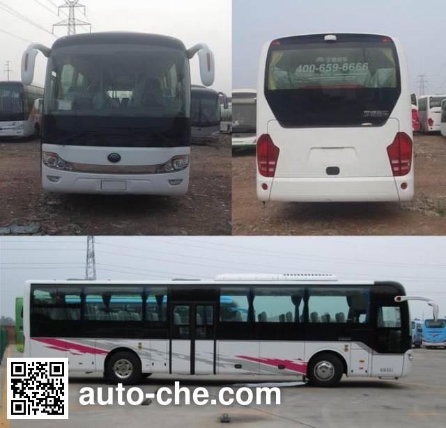 宇通牌ZK6121HG1城市客车