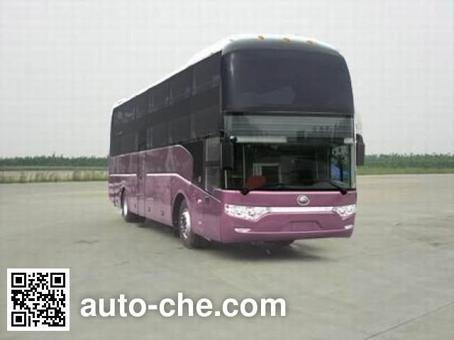 Yutong ZK6122HWQ9A sleeper bus