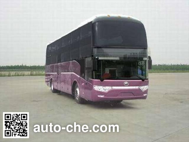 宇通牌ZK6122HWQAA卧铺客车