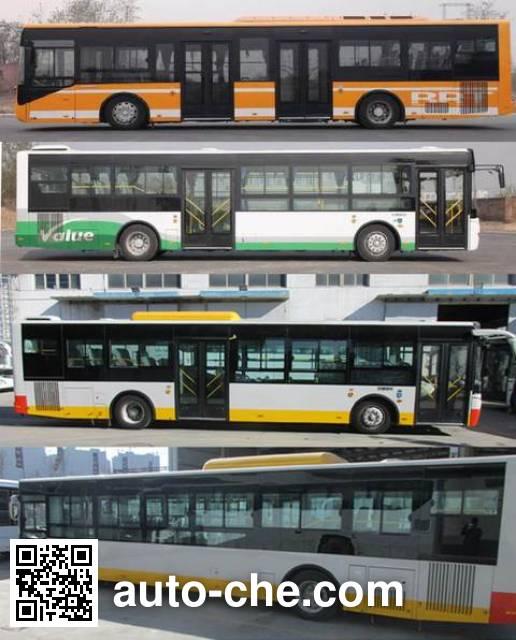 宇通牌ZK6125HG1城市客车