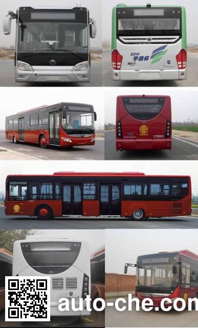 宇通牌ZK6125HG2城市客车