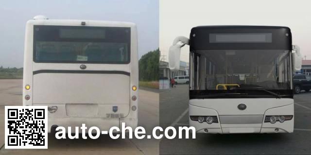 宇通牌ZK6125HG3城市客车