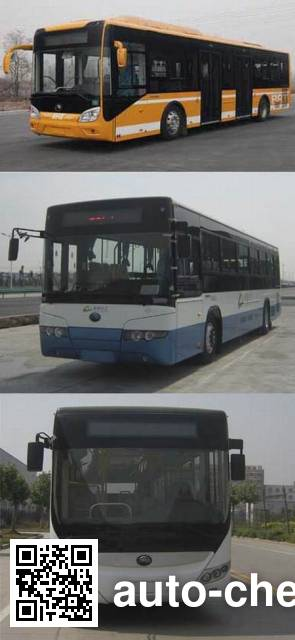 宇通牌ZK6125HNG2城市客车