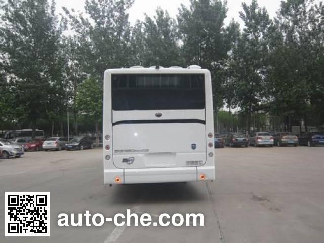 Yutong ZK6126CHEVG2 hybrid electric city bus
