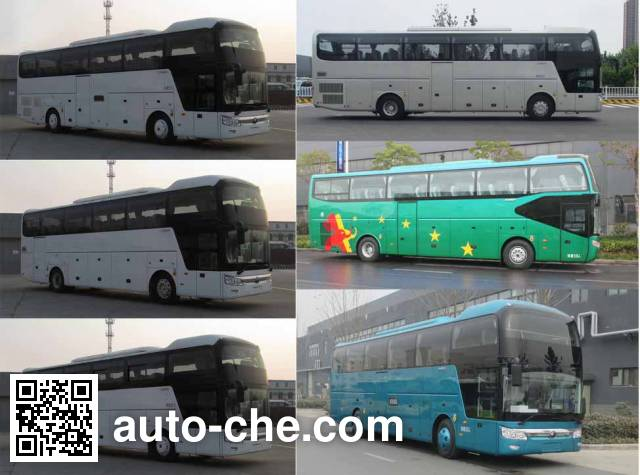 宇通牌ZK6126HQY5Y客车