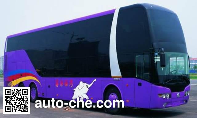 Yutong ZK6146HSB double-decker bus