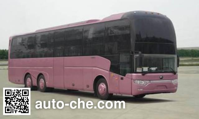 Yutong ZK6147HWQEA sleeper bus