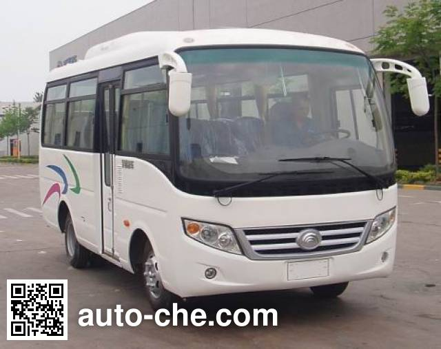Yutong ZK6608DY MPV