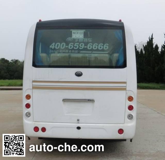宇通牌ZK6609DG1城市客车