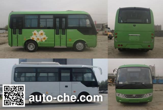 Yutong ZK6609DG52 city bus