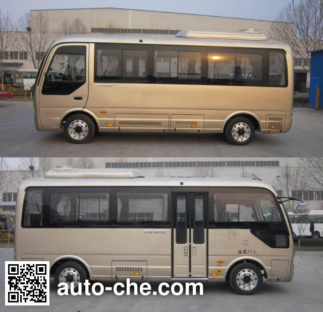 宇通牌(yutong)zk6641bevq6型纯电动客车,第278批