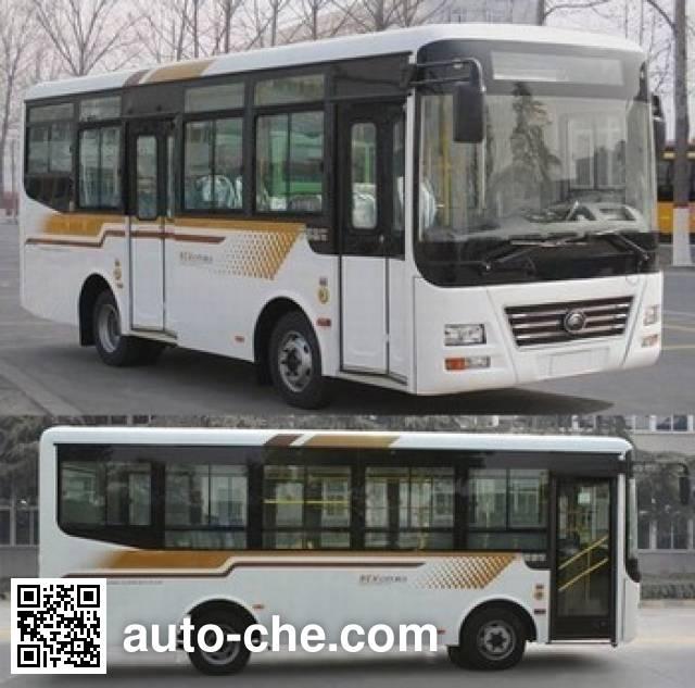 宇通牌ZK6731DG2城市客车
