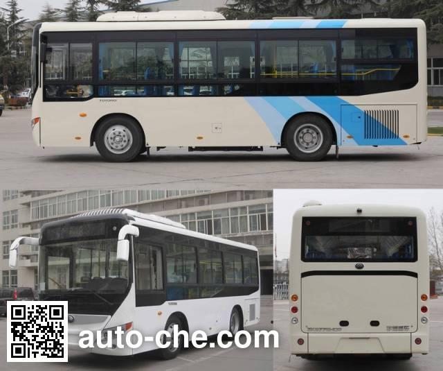 宇通牌ZK6775HG2城市客车