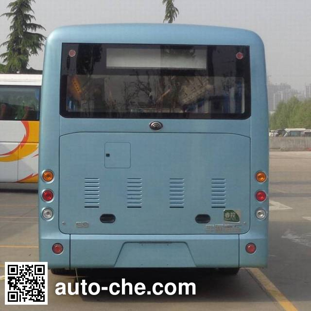 Yutong ZK6805BEVG6 electric city bus