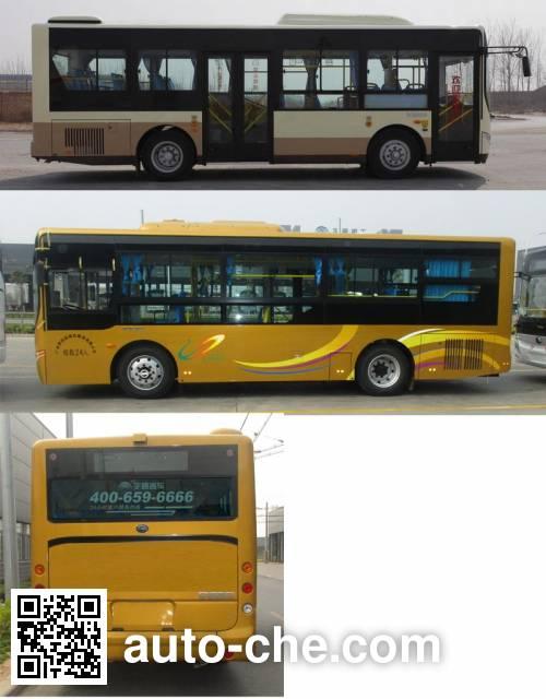 宇通牌ZK6850HG2城市客车