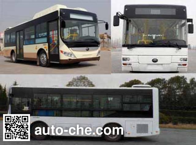 宇通牌ZK6850HNG2城市客车