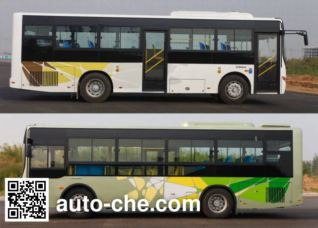 宇通牌ZK6905HG2城市客车