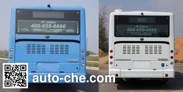 宇通牌(yutong)zk6905hg2型城市客车,第285批