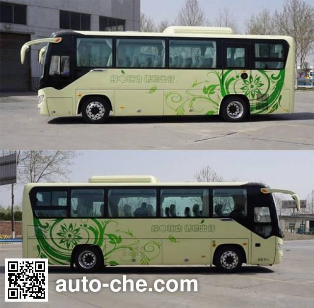 宇通牌(yutong)zk6906bevq2型纯电动客车,第272批