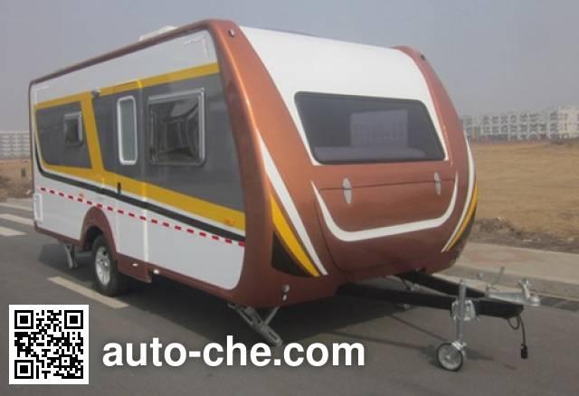 Yutong ZK9020XLJ2 caravan trailer
