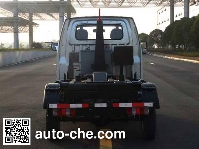 Zoomlion ZLJ5020ZXXSCE5 detachable body garbage truck