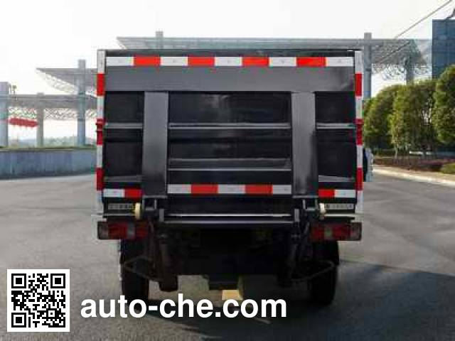Zoomlion ZLJ5030CTYSCE5 trash containers transport truck