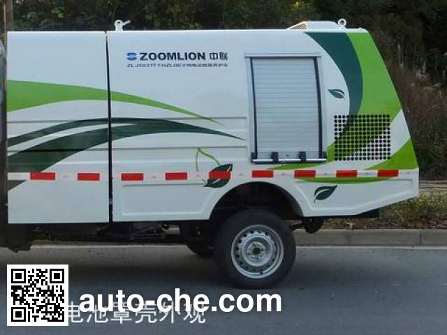 Zoomlion ZLJ5031TYHZLBEV electric road maintenance truck
