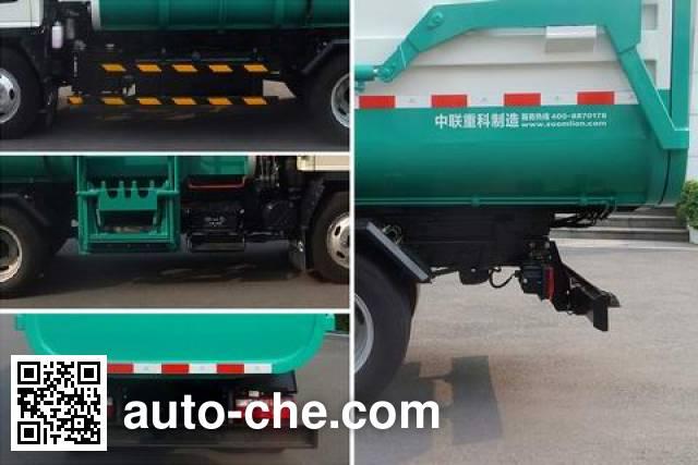Zoomlion ZLJ5040ZZZHFE4 self-loading garbage truck