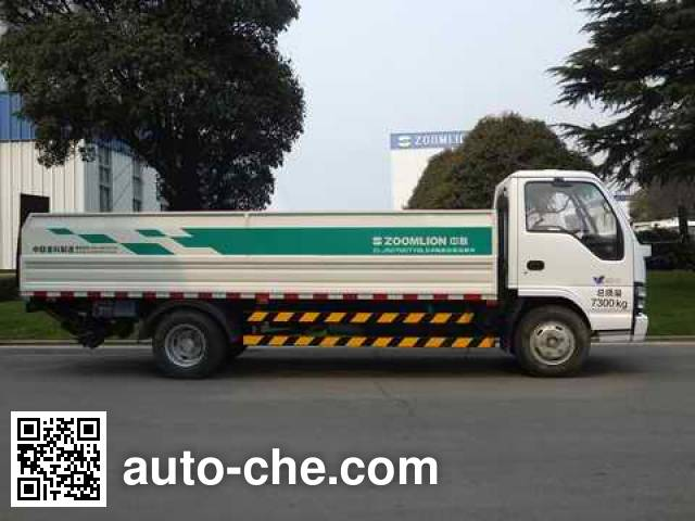 Zoomlion ZLJ5070CTYQLE5 trash containers transport truck