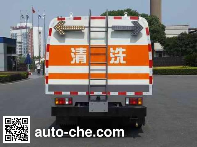 Zoomlion ZLJ5070GQXQLE5 highway guardrail cleaner truck