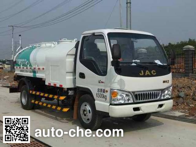 Zoomlion ZLJ5071GSSHFE4 sprinkler machine (water tank truck)