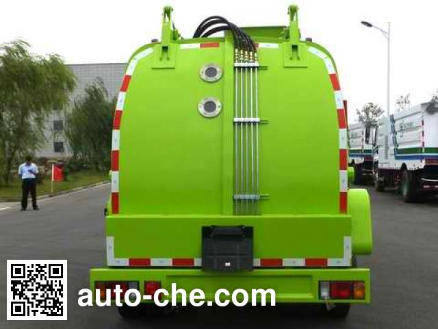 Zoomlion ZLJ5100TCAQLE5 food waste truck
