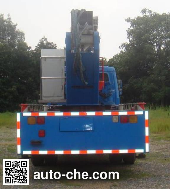 Zoomlion ZLJ5130JGK3H30 aerial work platform truck