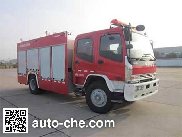 Zoomlion ZLJ5150GXFAP45 class A foam fire engine