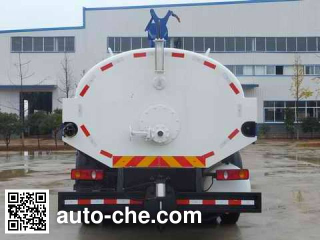 Zoomlion ZLJ5160GXEDFE5 suction truck