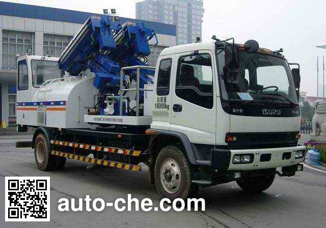Zoomlion ZLJ5160TXQQLE4 wall washer truck