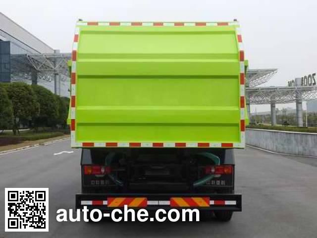 Zoomlion ZLJ5160ZDJDFE5 docking garbage compactor truck