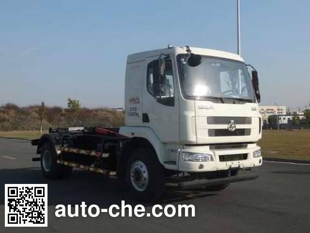 Zoomlion ZLJ5160ZXXLZE5 detachable body garbage truck