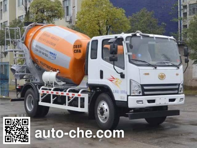 Zoomlion ZLJ5164GJBJ concrete mixer truck