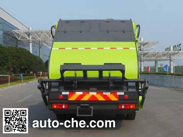 Zoomlion ZLJ5180ZYSDFE5 garbage compactor truck