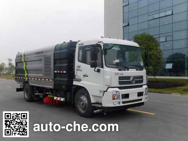 Zoomlion ZLJ5182TXSDFE5 street sweeper truck