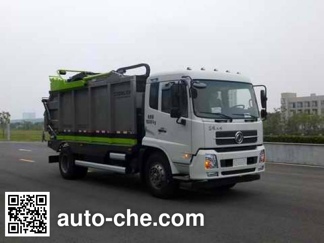 Zoomlion ZLJ5189ZYSDFE5 garbage compactor truck