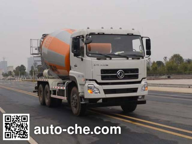 Zoomlion ZLJ5253GJBE concrete mixer truck