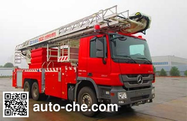 Zoomlion ZLJ5300JXFDG32 aerial platform fire truck