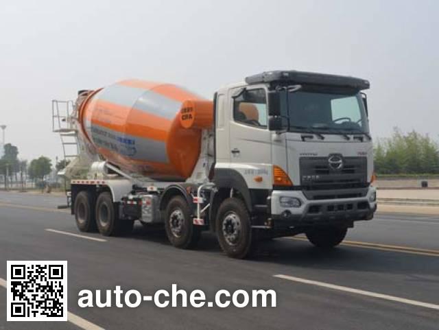Zoomlion ZLJ5312GJBG concrete mixer truck