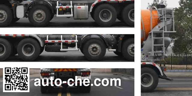 Zoomlion ZLJ5318GJBH concrete mixer truck